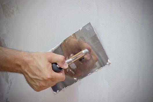 plâtre et faux plafond